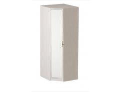 Шкаф угловой  06.23 Габриэлла вудлайн кремовый + дверь Габриэлла 2188*396 сандал белый