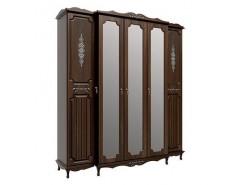 Шкаф для одежды Кантри Патина 06.95 дуб кальяри/ кедр