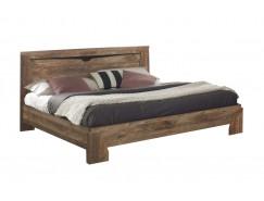 Кровать Лючия 33.09-02 (без ортопед. основания) кейптаун/венге
