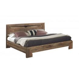 Кровать Лючия 33.09-02 кейптаун/венге