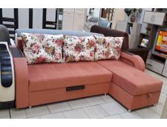 Угловой диван Маями-2 правый с БНП 2 кат.