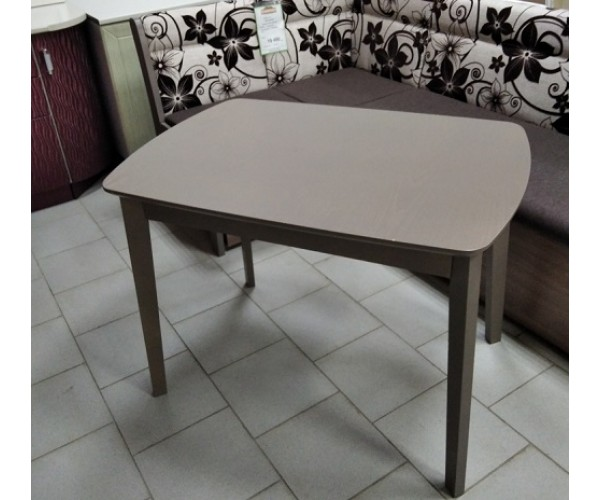 Стол обеденный овальная крышка