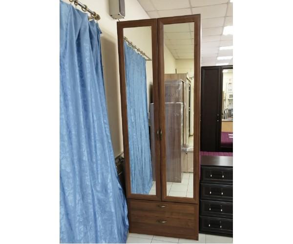 Шкаф 2-х дверный с ящиками Лотос 8.023