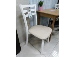 Каркас стула Милан 1 белый матовый +Сиденье Т3 ткань №14