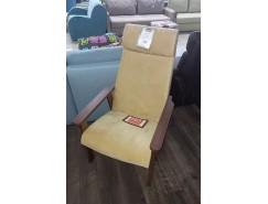 Кресло Массив темный орех