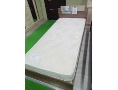 Кровать Эко 0,9+матрас Комфорт