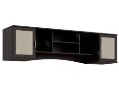 Шкаф настенный Оксфорд-90 венге/дуб беленый