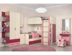 МН для детской Дарина розовый