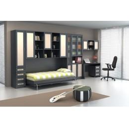 Спальня  №1 венге