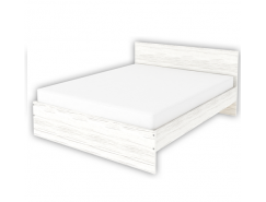 Кровать с ортопедическим основанием К16 арктика