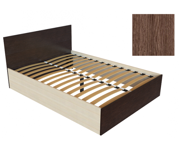 Кровать К-14 ольха