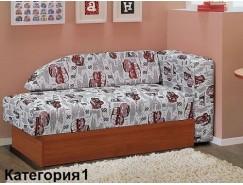 Диван-кровать №2 ПЛ (I)