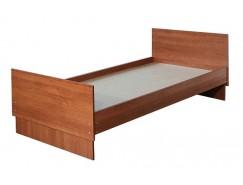 Кровать Ламино 0,8 ЛДСП б/м вишня