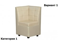 Угловой сектор от КУ Модерн-4 1 кат. Вар.1 (с технической тканью)