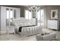 Спальня Амели выбеленный дуб