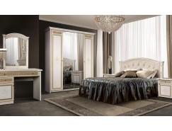 Спальня Карина 3 бежевый