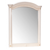 Зеркало Карина 3 бежевый