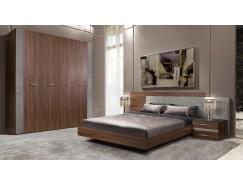Спальня Челси орех каннеро/gray