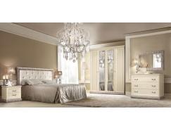 Спальня Тиффани штрих-серебро