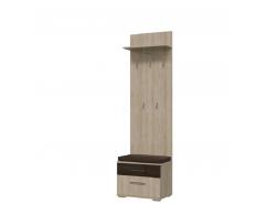 Шкаф с вешалкой Ривьера