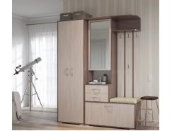 Домино (прихожая) + Домино (шкаф для одежды)