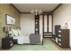 Спальня №2К  венге