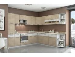 МН для кухни Эра 2,8х2,49 м белый артекс / сахара