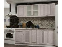 Кухня Хозяюшка 2 м белый/мускат