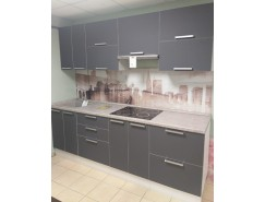 Кухонный гарнитур Графит 2400