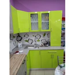 Кухонный гарнитур лайм