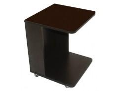 Стол прикроватный венге ОКР RAL 8019