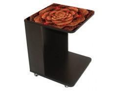Стол прикроватный венге Luminar 118