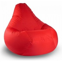 Кресло-мешок Стандарт ХL красный
