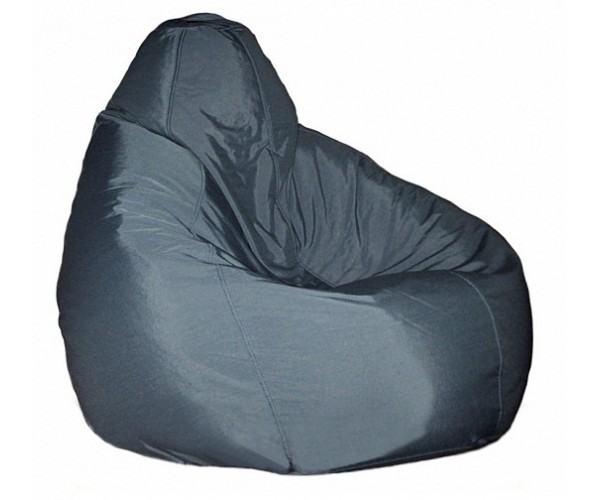 Кресло-мешок Стандарт ХL темно серый