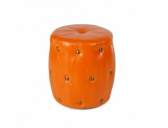 Пуф ПФ-6 оранжевый