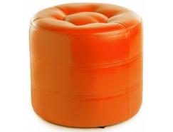 Пуф ПФ-7 оранжевый