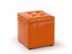 Пуф Парма-2 (ПФ-2) оранжевый