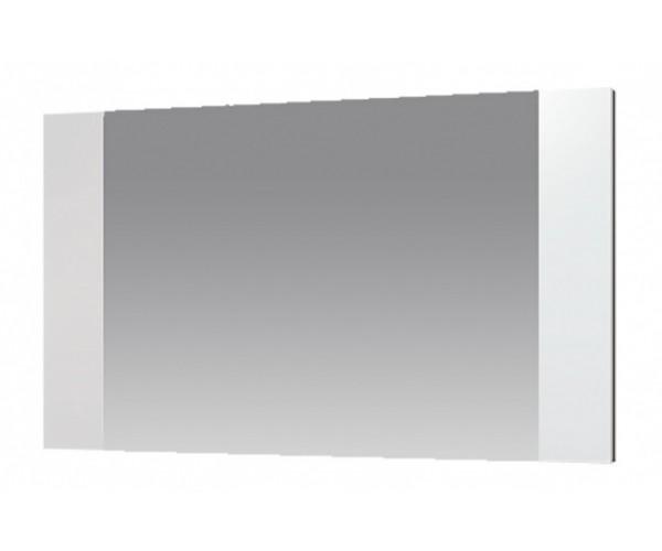 Зеркало Вегас белый глянец