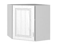 Кухня Прованс шкаф угловой белый/арктик
