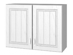 Кухня Прованс шкаф 800 белый/арктик