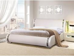 Кровать мягкая арт.017 Стелла 1,6 Sontex-beige