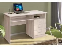 Письменный стол  ЛДСП ясень шимо светлый