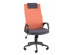 Кресло Квест Home ультра сливово-оранжевый