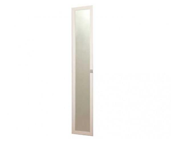 Дверь 2188*396 Мона с зеркалом вудлайн кремовый