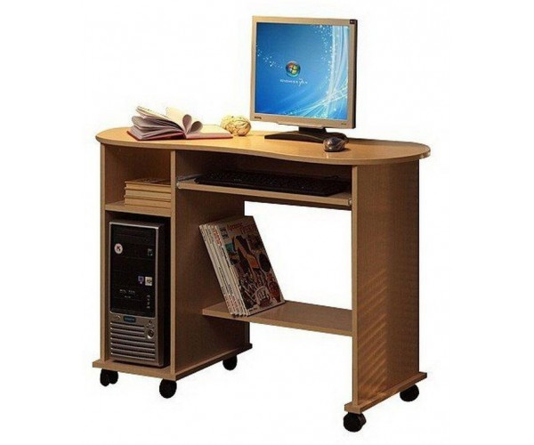 Компьютерный стол Костер - 3 ЛДСП дуб линдберг