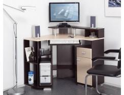 Компьютерный стол Костер - 7 венге/клен азия