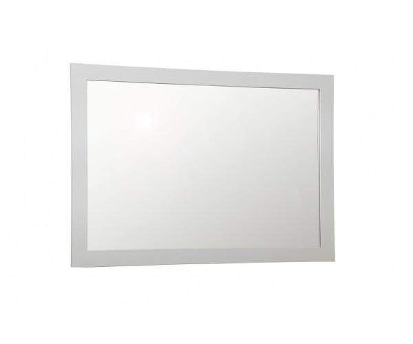 06.26 Зеркало навесное  700*1000*16 Мона вудлайн кремовый