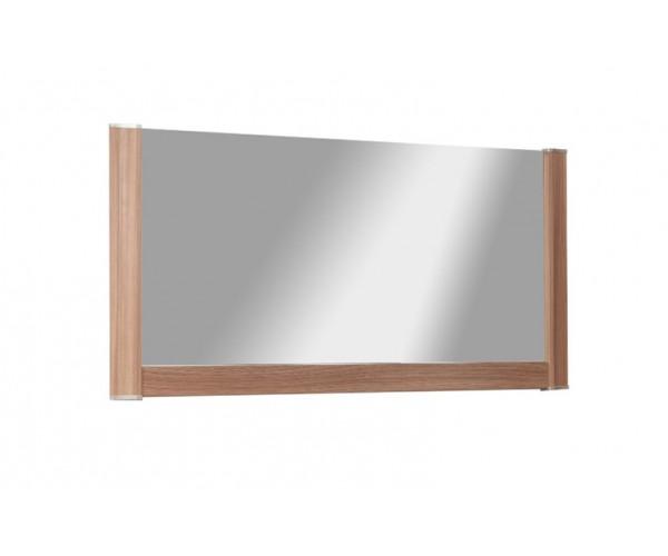 Зеркало навесное Стелла 06.239 ясень шимо темный/профиль ясень шимо темный/зеркало