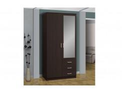 Шкаф комбинированный 06.290 с зеркалом дуб сонома