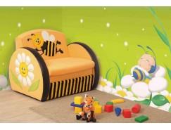Тахта Мася - 8 (пчелка) Спальное место: 900х2000 ткань астра/мех. искусств./кожзам